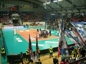 Mecz Piłki Siatkowej - Hala Kędzierzyn Koźle